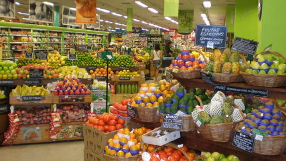 Posibile practici anticoncurentiale la Auchan, Carrefour, Cora si Kaufland