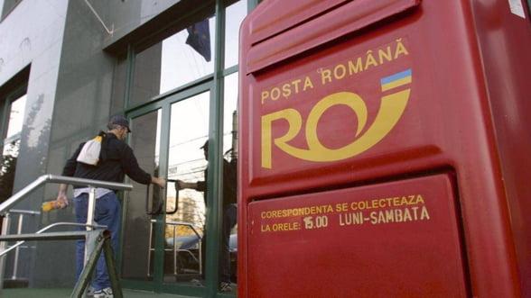 Posta Romana: Privatizarea se prelungeste din cauza datoriilor companiei