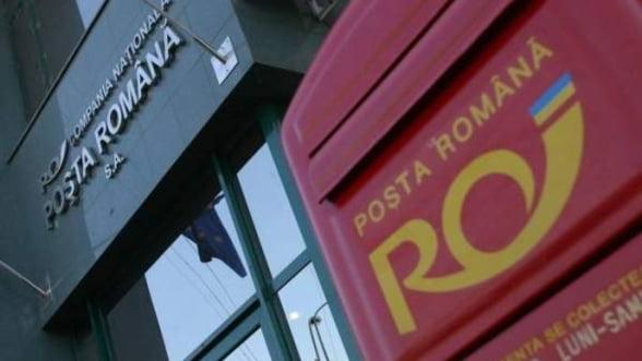Posta Romana estimeaza profit brut de 2 milioane lei in 2012