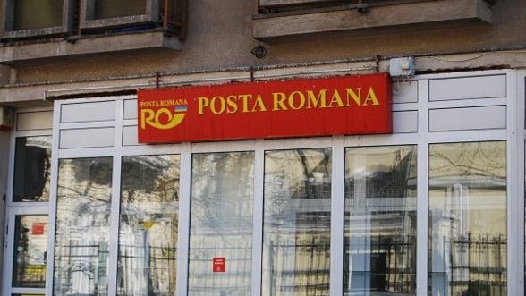 Posta Romana si-a redus pierderile cu 60% in S1 din 2012