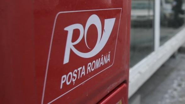 Posta Romana va concedia 3.650 de angajati