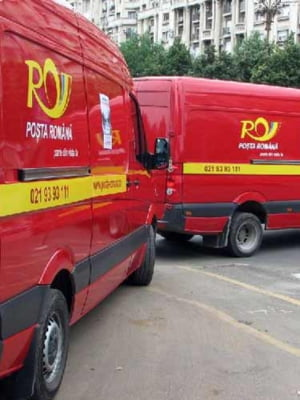 "Posta Romana vrea sa cheltuiasca peste 1,3 milioane de euro prin programul ""Rabla"""
