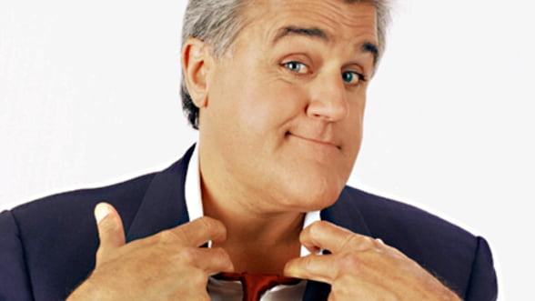"""Postul NBC nu mai pelungeste contractul cu Jay Leno, pentru emisiunea """"The Tonight Show"""""""
