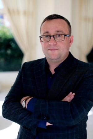 Povestea antreprenorului clujean in IT care si-a propus sa faca afaceri de un milion de euro in 2018: Jumatate din bani vin de la clientii internationali