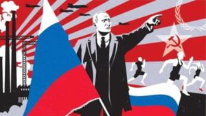 """Povestea din spatele propagandei ruse: """"Unreality show""""-ul lui Putin, adevarata varsare de sange din Ucraina"""