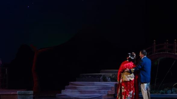 Povestea lui Cio-Cio-San revine in Madama Butterfly, in octombrie, pe scena Operei Nationale Bucuresti