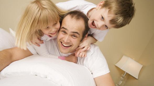 Prea ocupat pentru copil? Efectele se vor vedea imediat - Urania Cremene