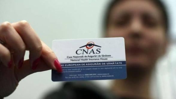 Precizari CNAS: De cand devine obligatoriu cardul de sanatate in locul adeverintei de asigurat?