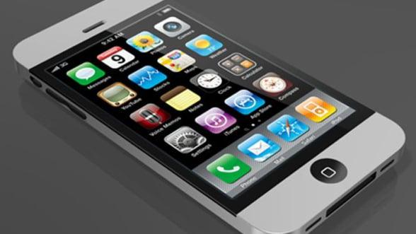 Precomenzile pentru iPhone 5 au atins un nivel record
