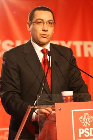 Predoiu reincepe meciul cu Ponta: Rateaza decolarea si vrea sa sarim de pe Guvern cu Codul Fiscal in brate