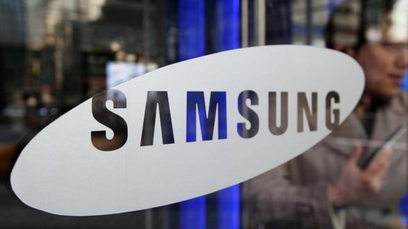 Premiera: Samsung a devenit cel mai mare producator de telefoane mobile din lume