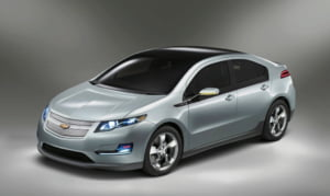 Premiera: iata noul Chevrolet Volt!
