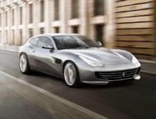 Premiera auto: GTC4 Lusso T, primul Ferrari cu 4 locuri si motor V8