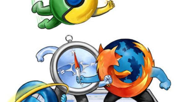 Premiera in IT: Chrome depaseste Firefox