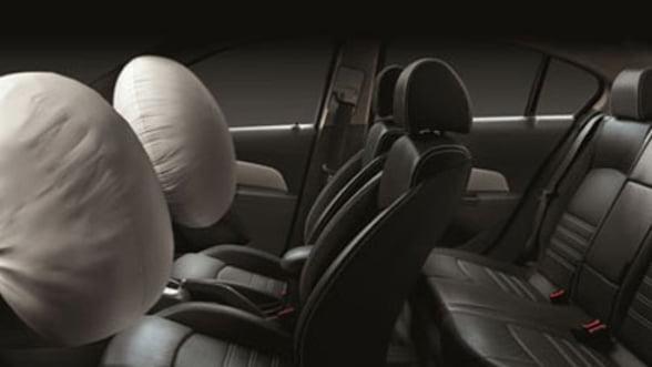 Premiera in industria auto: Airbag-ul cu sistem flexibil de activare