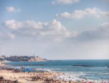 "Premiera in turism: Toate plajele din Tel Aviv au primit distinctia ""Blue Flag"""