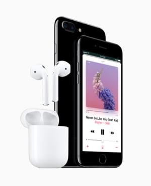 Premiera nesperata pentru Apple: Clientii prefera modelul mai mare si mai scump de iPhone 7
