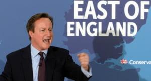 Premierul Cameron recunoaste ca Londra a ucis cetateni britanici cu drona. Regina era in pericol