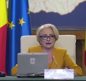 Premierul Dancila anunta ca taxele si impozitele vor putea fi platite, de luni, prin CEC Bank