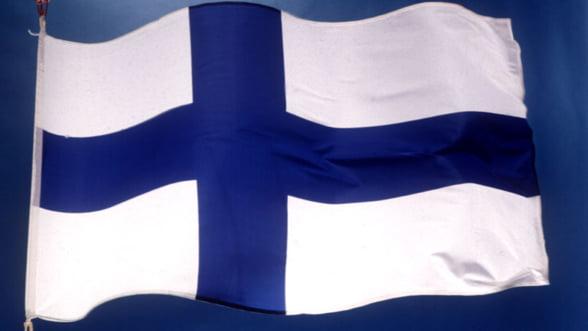 Premierul Finlandei: Nu platim falimentele altora