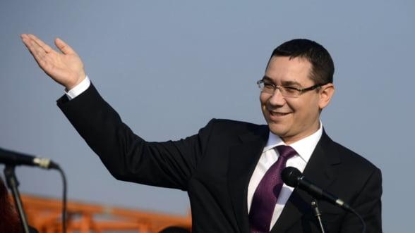 Premierul Ponta le raspunde americanilor: Taxele noastre sunt mai mici decat in SUA si in tarile europene