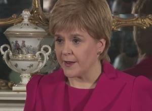 Premierul Scotiei incepe procedura pentru referendum de independenta, din cauza Brexit