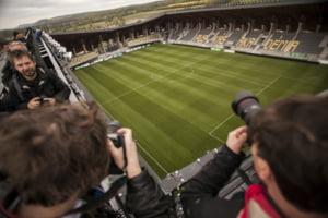 Premierul Ungariei si-a facut stadion de lux in locul natal