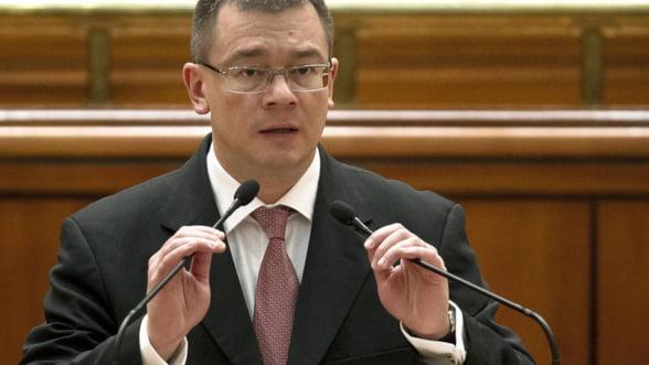 Premierul Ungureanu urmareste accelerarea utilizarii fondurilor UE