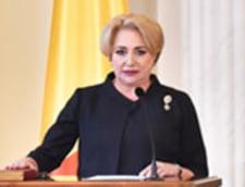 Premierul Viorica Dancila, in topul oficialilor care ignora intrebarile si interpelarile parlamentarilor