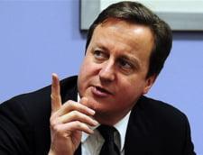 Premierul britanic: Discurs despre limitarea accesului strainilor la locuinte, ajutoare, sanatate si justitie
