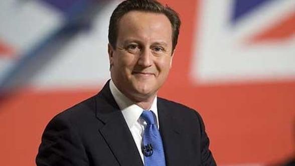 Premierul britanic vrea sa aplice solutii din razboi pentru eliminarea birocratiei