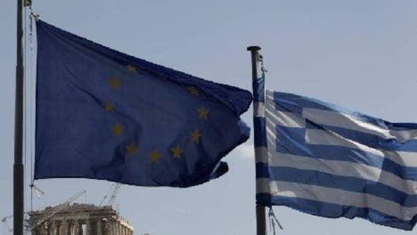 Premierul grec: Nu s-a discutat despre un plan de iesire a Greciei din zona euro