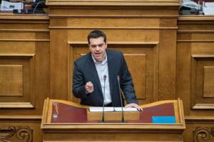 """Premierul grec a fost tradat de zeci de colegi din partid: """"Dezertorii"""", a treia forta din Parlamentul elen"""