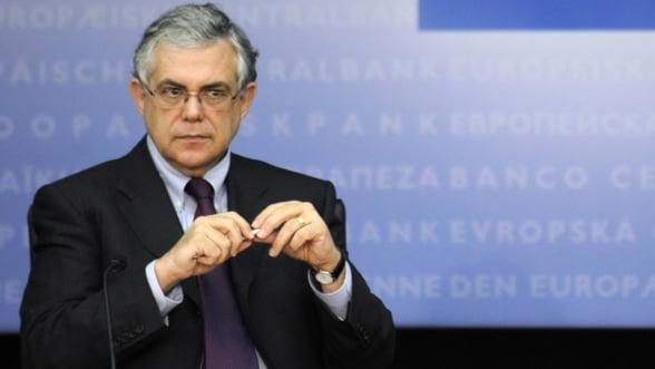 "Premierul grec spera ca 2012 sa nu insemne ""falimentul"" tarii"