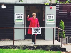 Premierul scotian s-a saturat de Brexit si vrea un nou referendum pentru independenta. Boris Johnson: E total gresit!