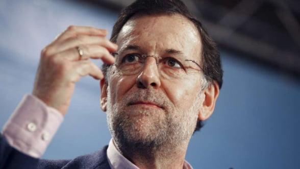Premierul spaniol se declara convins de necesitatea masurile de austeritate