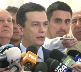 Premierului Grindeanu i se pare ciudata audierea ministrilor la DNA si sustine ca Guvernul a actionat legal cu OUG 13