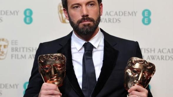 Premiile BAFTA: Ben Affleck, mare castigator cu lungmetrajul Argo