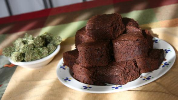 Preparatele culinare cu marijuana, noua moda in gastronomia internationala