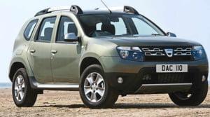 Presa britanica, in extaz dupa lansarea noului model Dacia Duster