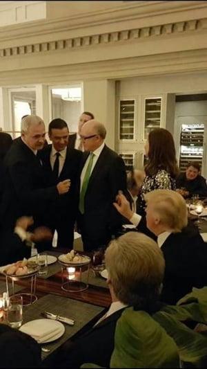 Presa din SUA scrie ca Dragnea s-a dus la investirea lui Trump pentru a-i facilita unui milionar american afaceri cu statul roman