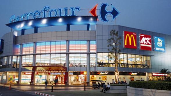 Presa franceza: Carrefour ar putea parasi Romania si Turcia