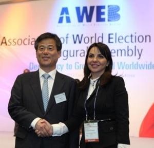 Presedintele AEP participa la reuniunea Organismelor Electorale din intreaga lume