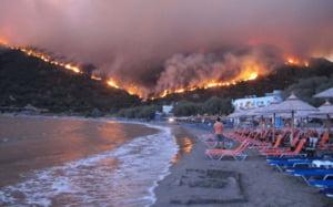 Presedintele ANAT: Niciun turist roman nu este afectat de incendiul din apropierea Atenei