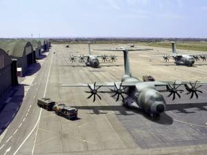 Presedintele Airbus va renunta la programul privind avionul militar A400M