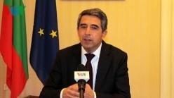 Presedintele Bulgariei: Nu trebuie sa fim separati de Romania in procesul de aderare la Schengen