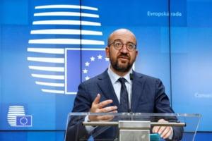 """Presedintele Consiliului European afirma ca este nevoie de o planificare ferma, """"altfel vom avea lockdown-uri in urmatoarele luni"""""""