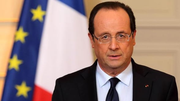 Presedintele Frantei vrea impozite de 75% pentru salariile de peste un milion de euro