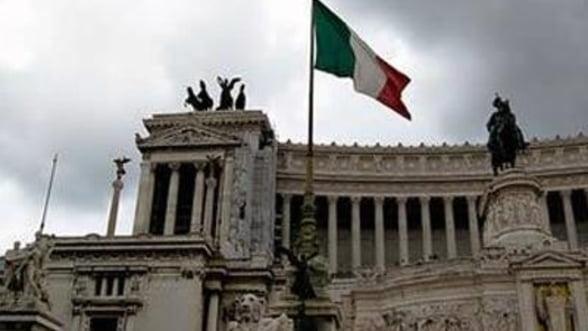Presedintele Italiei a dizolvat Parlamentul, alegerile vor avea loc pe 24-25 februarie