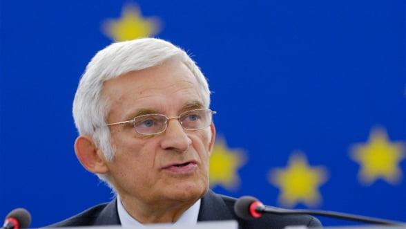 Presedintele PE: Dificultatile zonei euro nu trebuie sa afecteze extinderea UE